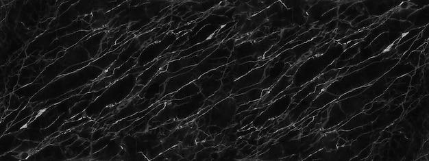 Trama di pietra di marmo nero per sfondo o piastrelle di lusso e design decorativo per carta da parati