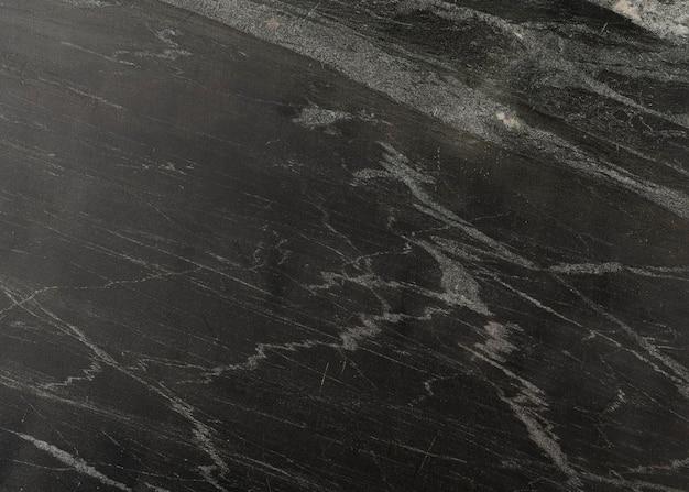 Trama di marmo nero in alta risoluzione per lo sfondo e il design interno o esterno