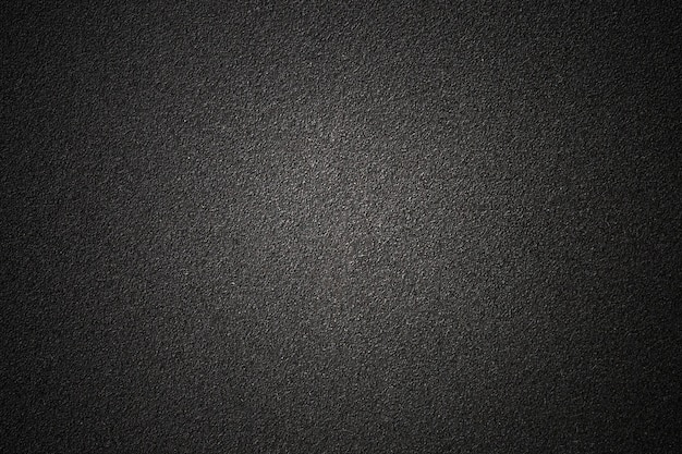 Sfondo di metallo nero o texture