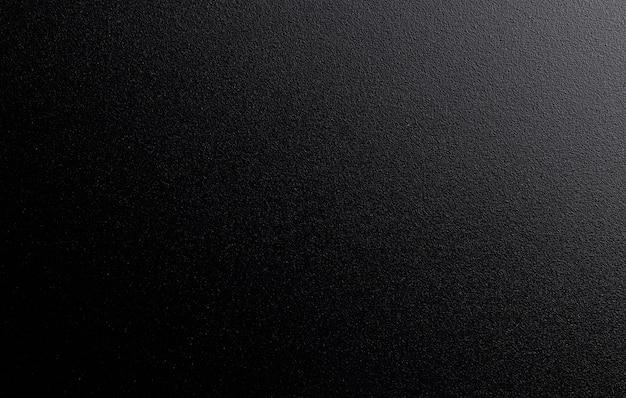 Sfondo in metallo nero o texture