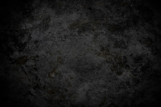Fondo ruvido nero di struttura del muro di cemento. superficie lucida del grunge in cemento.