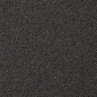 Fondo nero di struttura della carta vetrata per legno e metallo