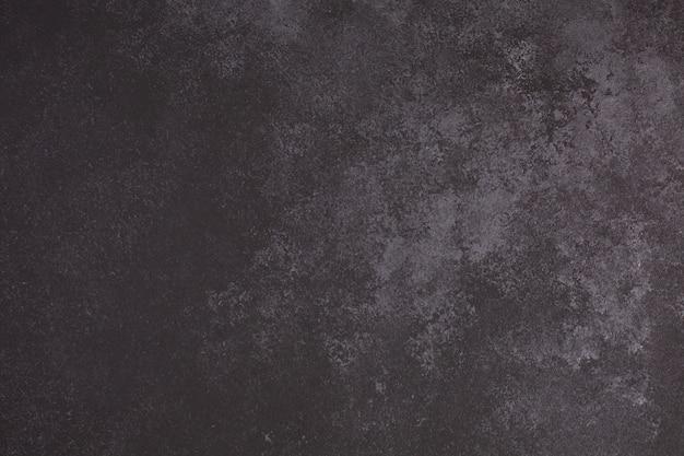 Muro nero vecchio grunge ardesia texture sfondo ruvido cemento scuro