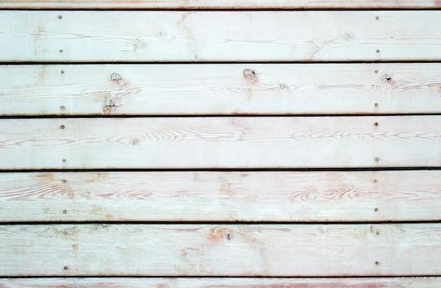Sfondo bianco e nero di assi di legno vuote