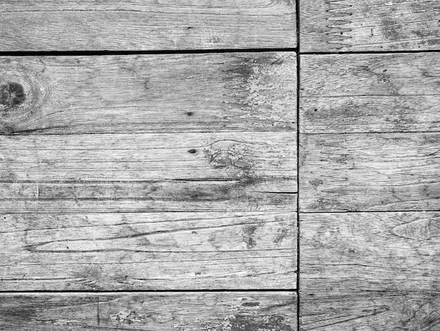 Fondo di legno di struttura di stile in bianco e nero.