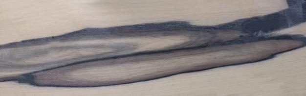 Trama di sfondo esotico in legno bianco e nero
