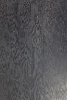 Sfondo di legno nero. Foto Premium
