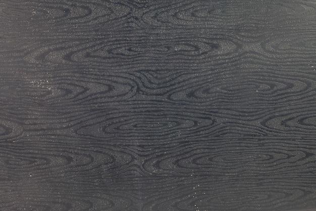 Fondo di legno nero.