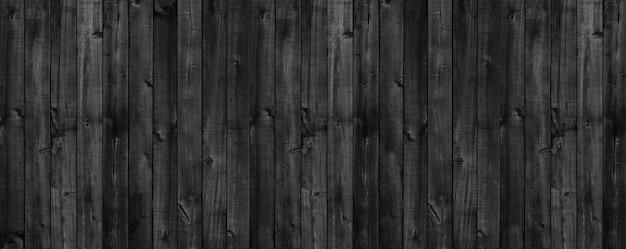 Fondo di struttura di legno nero per lo sfondo di design in oggetti decorativi di concetto.