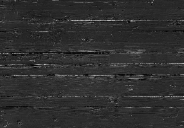 Struttura o fondo di legno nero della plancia