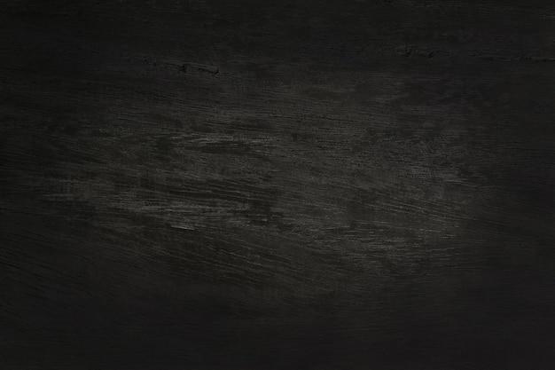 Fondo di legno nero della parete della plancia, struttura del legno della corteccia con il vecchio modello naturale.