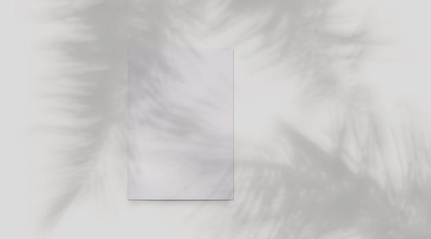 Set di cancelleria per il branding vuoto isolato su grigio come modello per la presentazione del design dell'identità.