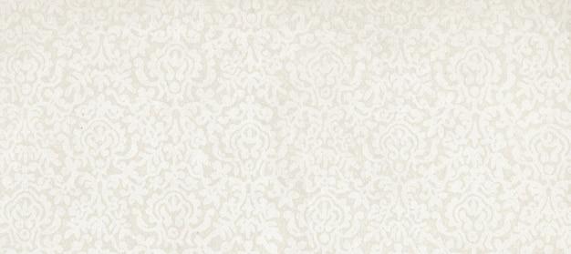 Modello di mockup di struttura del foglio di carta bianca vuota