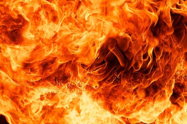 Fiammata fuoco fiamma conflagrazione trama sfondo