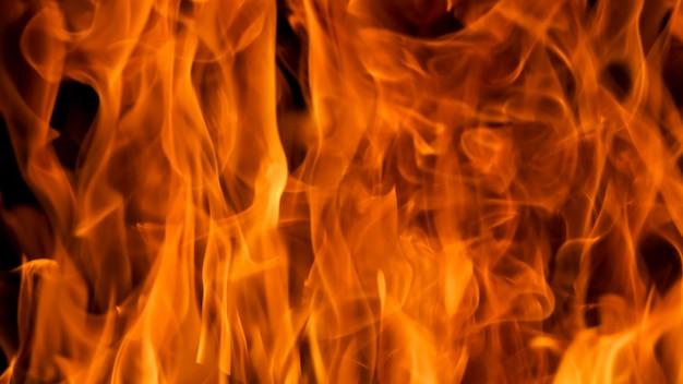 Blaze fuoco fiamma texture di sfondo