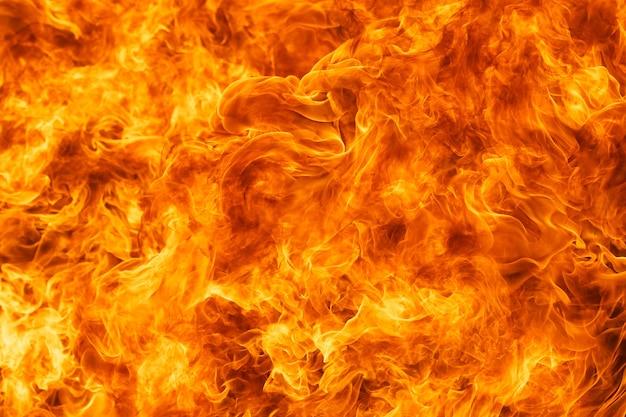 Blaze trama di fiamma di fuoco