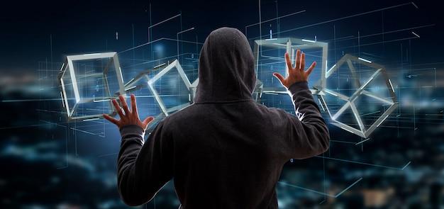 Cubo di blockchain