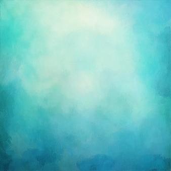 Fondo artistico astratto blu