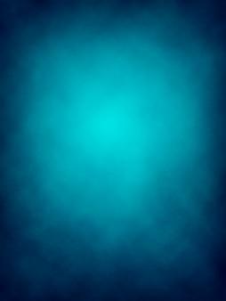 Sfondo grunge astratto blu per il design con una copia dello spazio e un posto per il testo