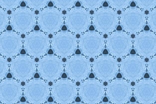 Priorità bassa strutturata astratta blu