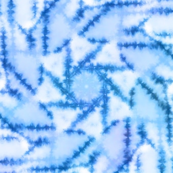Sfondo blu sfondo di pittura ad acquerello