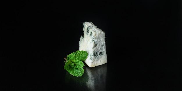 Formaggio erborinato stampo alimentare latticini a base di latte di capra o di mucca