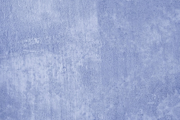 Carta da parati con texture cemento cemento blu, sfondo sfocato morbido