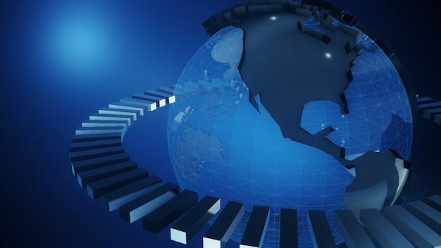 Tecnologia blue earth