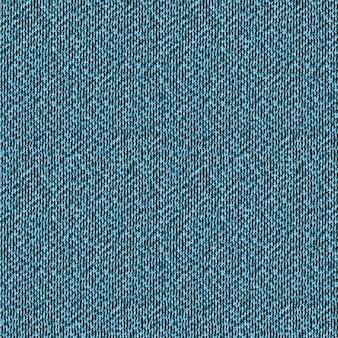 Pattern di sfondo seamless texture tessuto blu