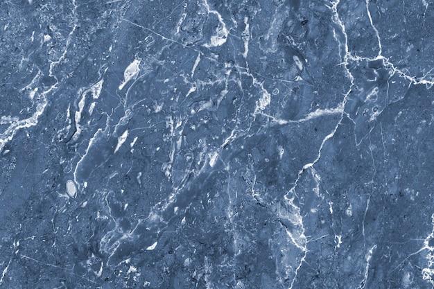 Fondo strutturato marmorizzato blu e grigio