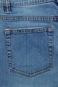 Jeans blu come sfondo texture