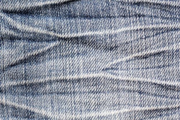 Sfondo texture jeans blu