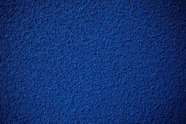 Fondo blu del mortaio, struttura del cemento