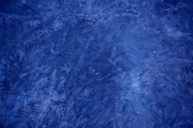 Mortaio blu texture di sfondo muro crepa sfondo