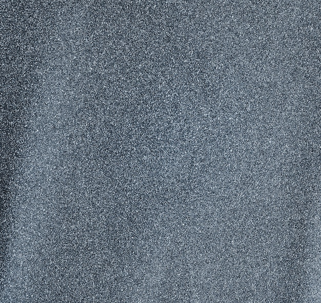 Effetto rumore blu sullo spazio copia oro trama