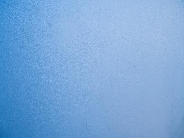 Muro di cemento verniciato blu, struttura del muro di cemento della vernice della spazzola