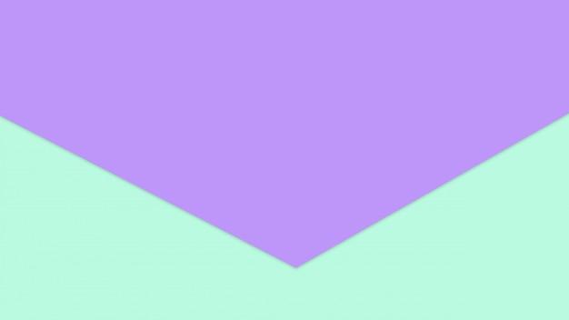 Colore di carta pastello blu e viola per il fondo di struttura