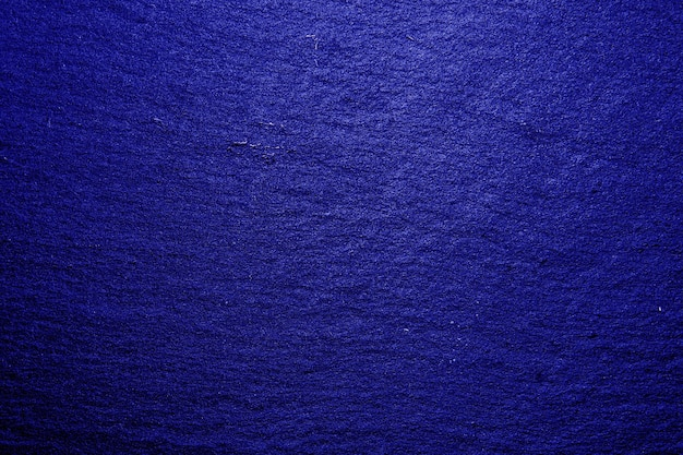 Priorità bassa blu di struttura del vassoio dell'ardesia. texture di roccia ardesia nera naturale