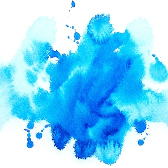 Acquerello blu