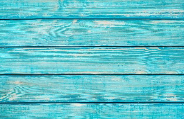 Trama di assi di legno blu per lo sfondo