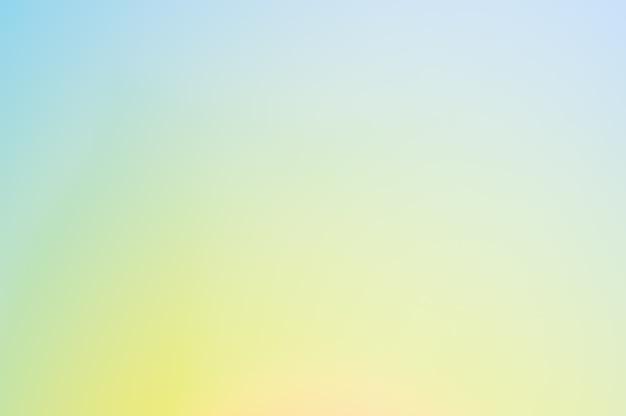 Sfocatura sfondo texture colore pastello verde blu