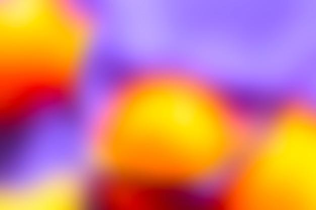 Sfondo sfocato in vivaci colori al neon. reticolo variopinto astratto sfocato multicolore di struttura per il disegno.