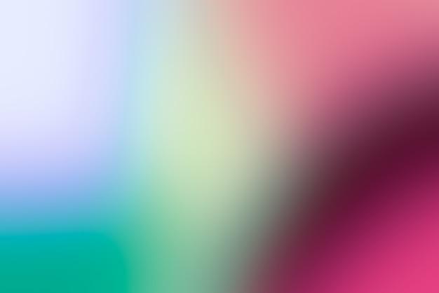 Sfondo astratto pop sfocato con vividi colori primari