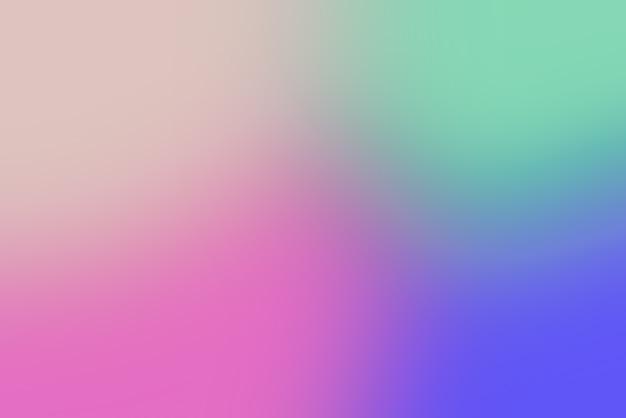 Astratto pop sfocato con vividi colori primari