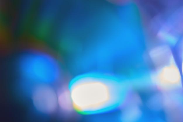 Sfondo sfocato arcobaleno colorato chiarore