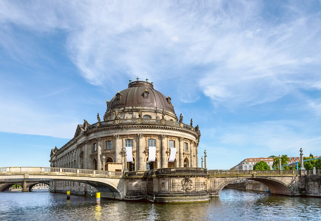 Museo bode a berlino, germania