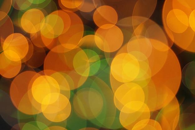 Bokeh. sfondo astratto per desing. fatto da quattro foto.