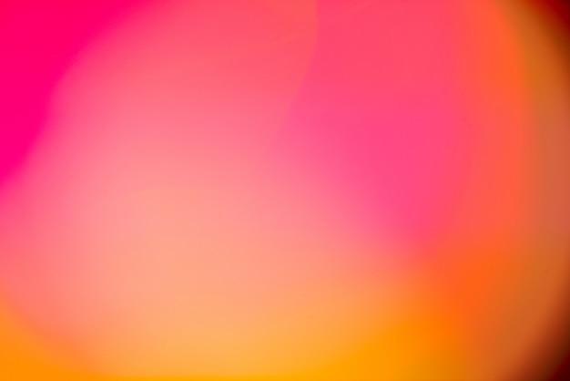 Bokeh astratto sfondo sfocato perdite di luce
