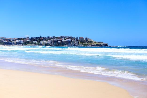 Bondi beach a sydney, in australia