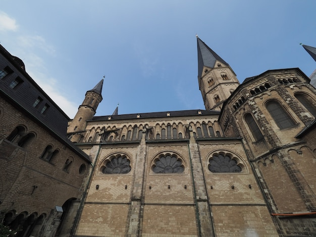 Bonner muenster (bonn minster) chiesa basilicale a bonn